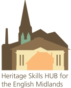 English Midlands HeritageHUB logo